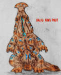 Pacific Rim Kaiju : King Pout