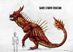 Sand Storm Dragon