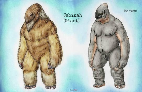 Jabikah (Giant)