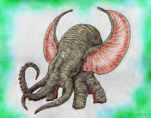 Octophant (Elepus?)