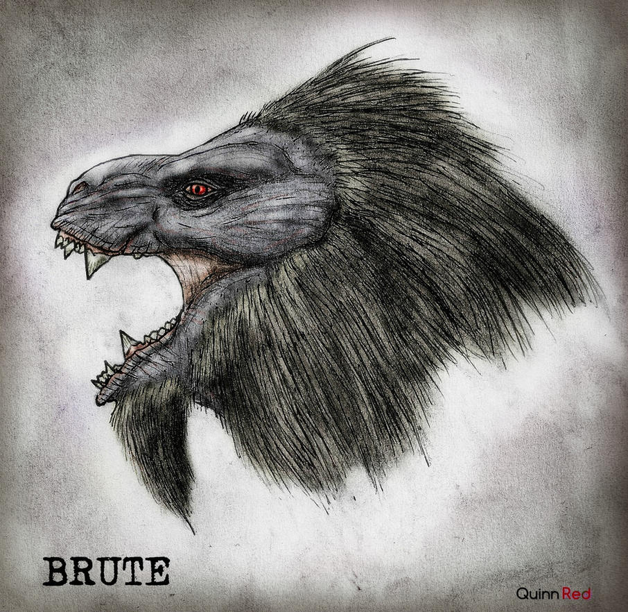 Brute Head Redesign by Quinn-Red