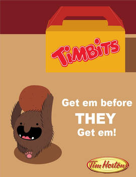 College Illustration project: Mascot Ad