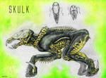 Natural Selection 2 Skulk Redesign