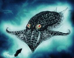 MonsterMarch #20 - Cuttle Gezora