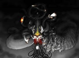 Commission: The Hunger God