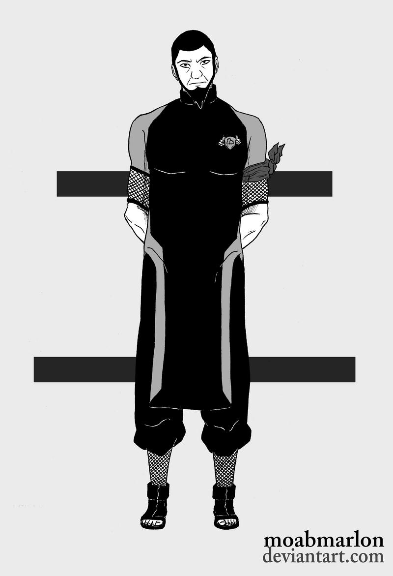 Naruto THE LAST - Yondaime Tsuchikage by MoabMarlonYondaime Tsuchikage