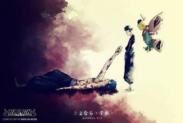I AM KUROTSUCHI MAYURI, YOU ARE ME
