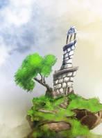 Kraken lighthouse