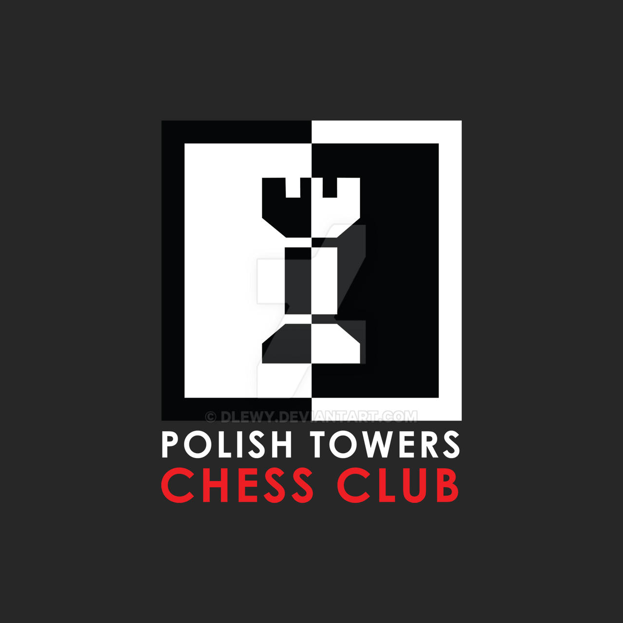 Polish Towers Chess Club Logo by dlewy on DeviantArt