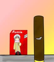 In Soviet Russia, Pocky eats U by MinoriRyunosuke