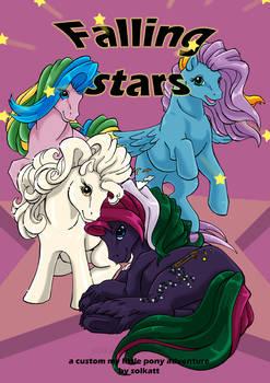 Falling Stars cover MLP comic