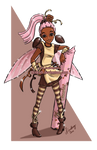 Chocolate fairy