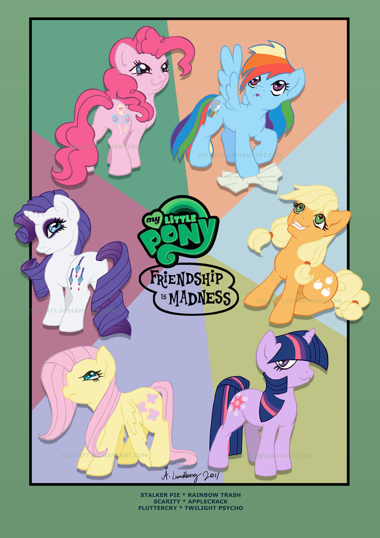 Not Another MLP Parody by TRC-Tooniversity on DeviantArt