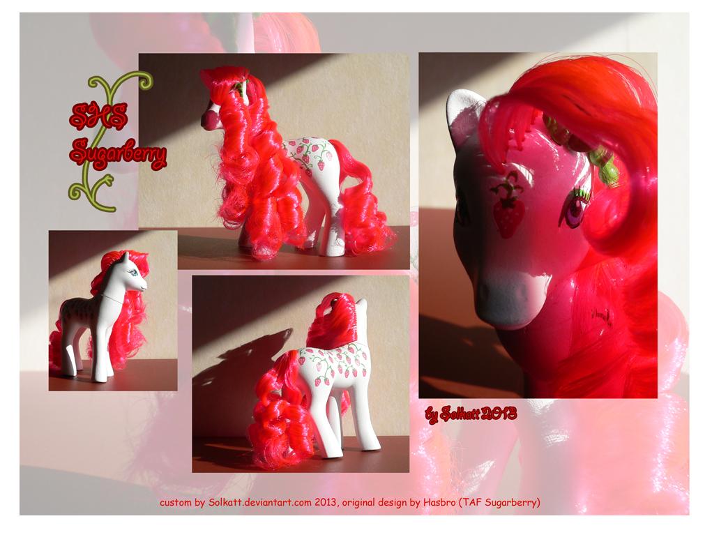 Custom MLP SHS Sugarberry by Solkatt
