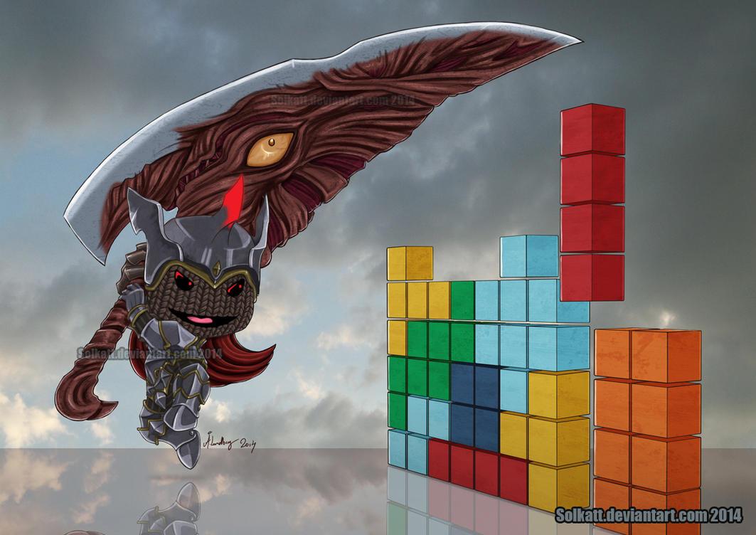 Little Soul Tetris by Solkatt