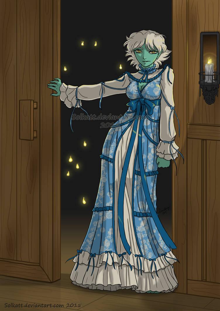 Vite's Nightgown by Solkatt