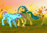 MLP Sweet Pop and Masquerade