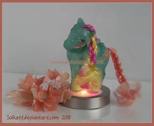 My Little Pony Starglow by Solkatt