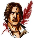 portrait of a assassin