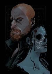 captain Flint by AkumA-die