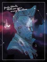 Yondu among the stars