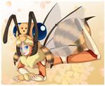 [FFX] Sweet Little Bumblebee