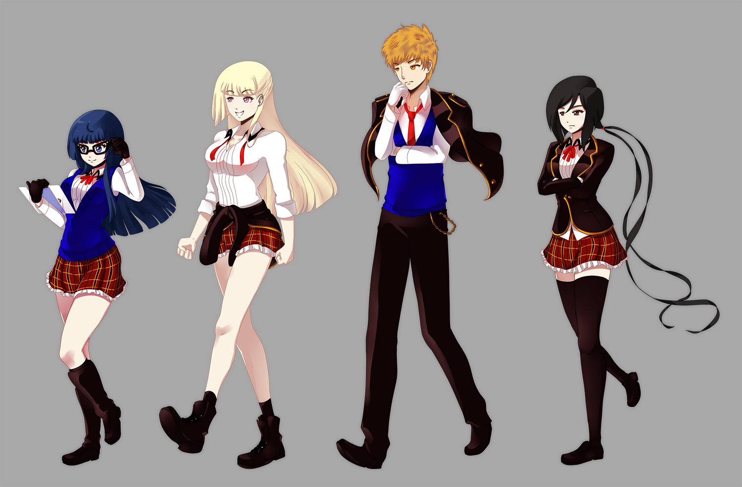 Rwby First Base By Omnipotrent Deviantart – Wonderful Image