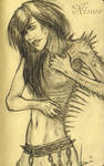Flesh and Bone Monster