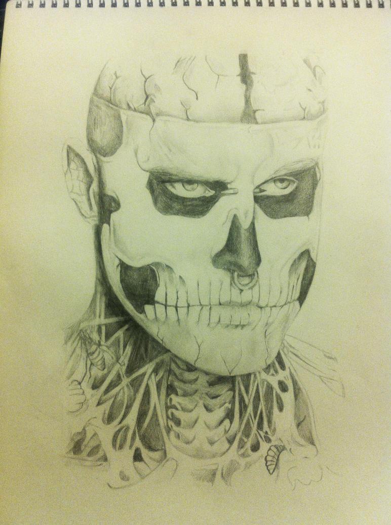 Zombie Boy by HopelessTuxedo