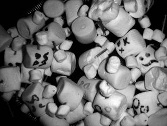 Marshmallow Adipose by LDFranklin