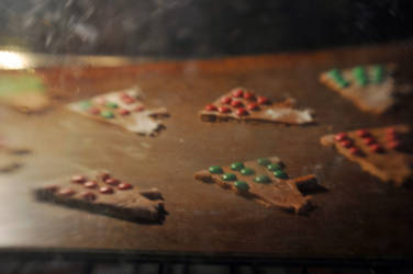 Daleks In The Oven by LDFranklin