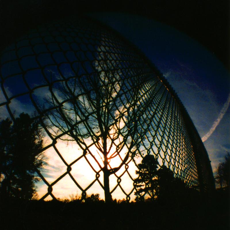 Fisheye 1 22 Fence by LDFranklin