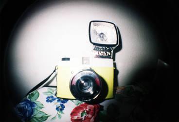 Fisheye 2 33 Diana Glow by LDFranklin