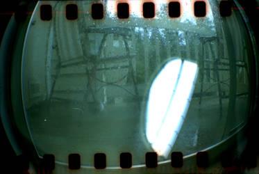 Diana 4 5 Rainy Porch by LDFranklin