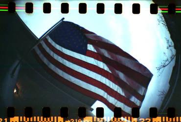 Diana 4 21 Flag by LDFranklin