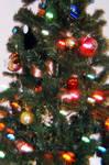 Digital Diana Tree I by LDFranklin