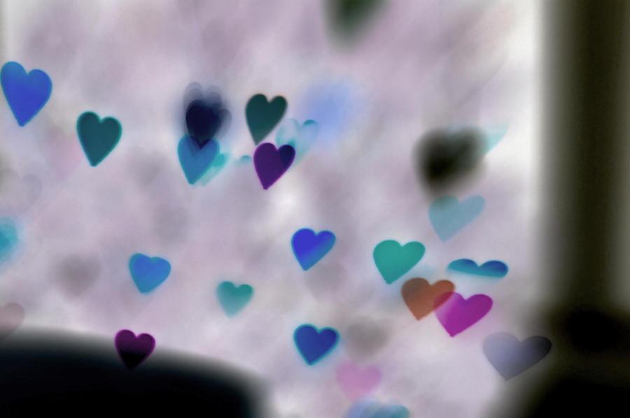 Heart Bokeh Texture 9 by *YuriPanda on deviantART