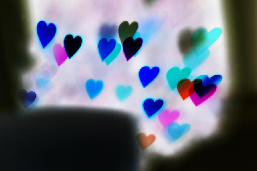 Heart Bokeh Texture 10 by *YuriPanda on deviantART