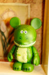 Rex Vinylmation by LDFranklin