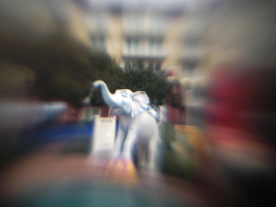 Lensbaby iPhoneography LXXIX by LDFranklin