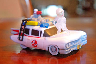 Ecto-1 by LDFranklin