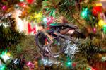 Tree Ornaments Trio VII by LDFranklin