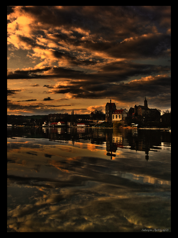 golden mirror by stg123