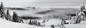 cold land panorama by stg123