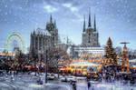 Erfurt x-mas Market by stg123