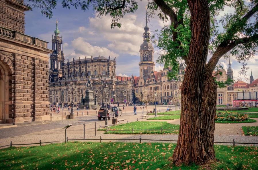 Dresden III 2014 by stg123
