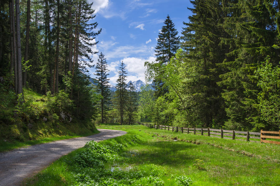 Austria Alps by stg123