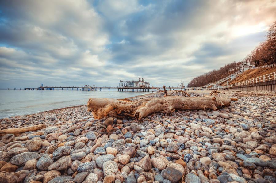 Sellin Beach by stg123