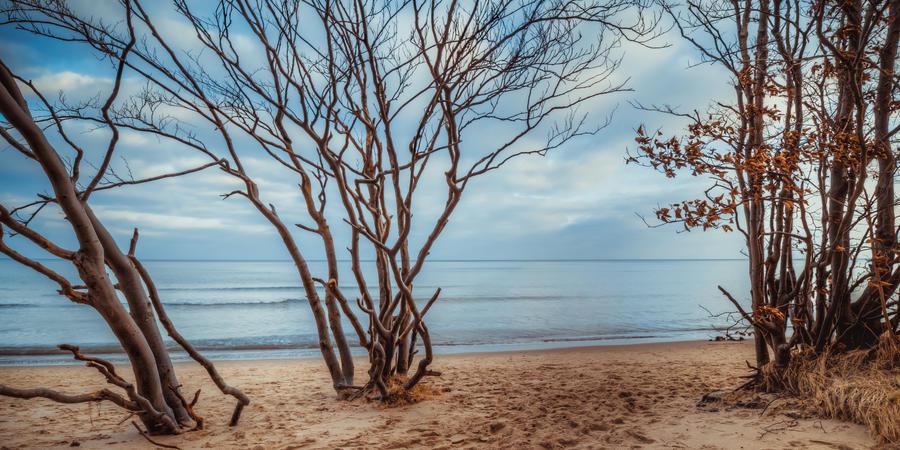 Sellin Beach II by stg123