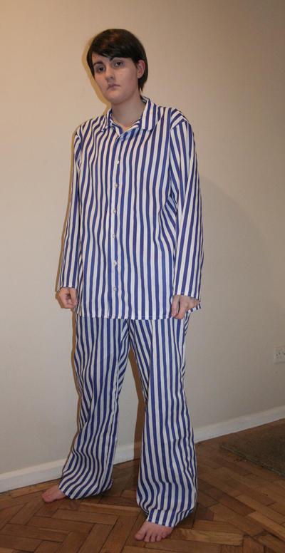 Mens Or Ladies Pyjama Designs Striped Pyjamas